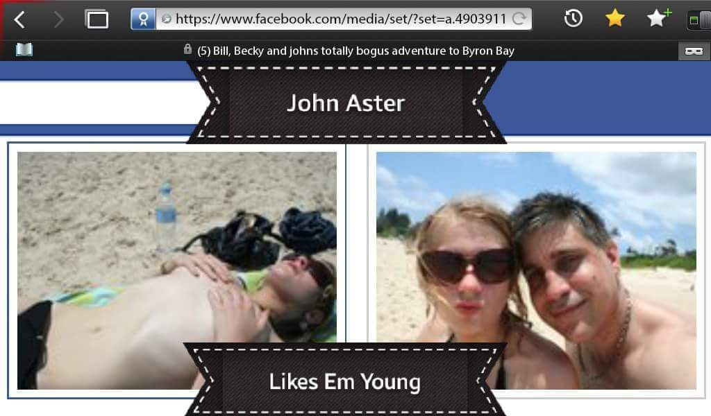 Pedophile John Aster & His Friends Criminally Harassing John Anderson
