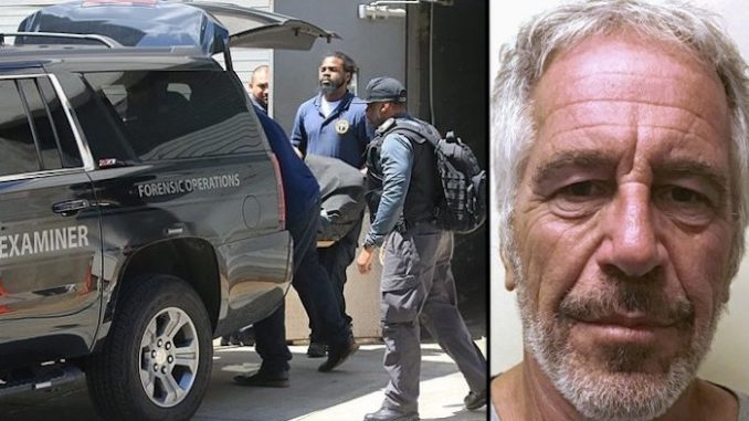 Jeffrey Epstein Autopsy Reveals Broken Bones 'More Common in Homicide'