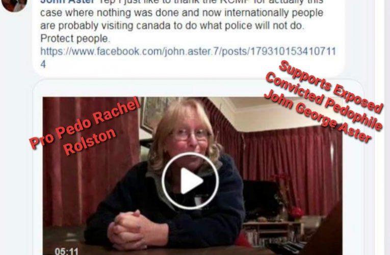 Rachel Rolston, Lies About John Anderson