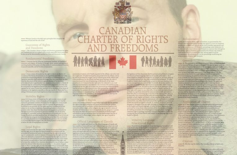 Guide to the Canadian Charter of Rights and Freedoms