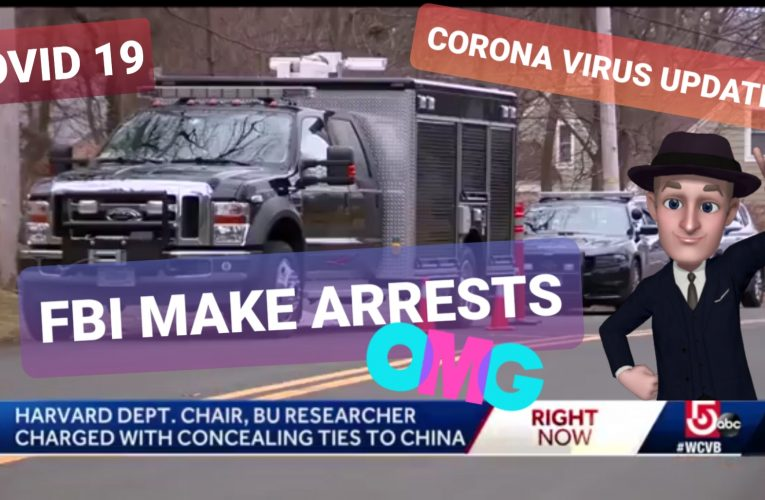 FBI Make ARRESTS Surrounding Corona Virus Epidemic