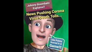 News Pushing Corona Virus Death Tolls Like Goal Scores