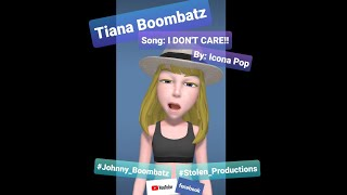 I Don't Care, Icona Pop, Video Tiana Boombatz