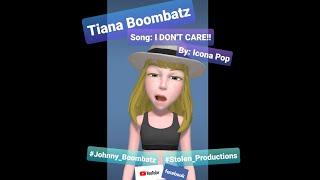 I Don't Care, Icona Pop, Video Tiana Boombatz